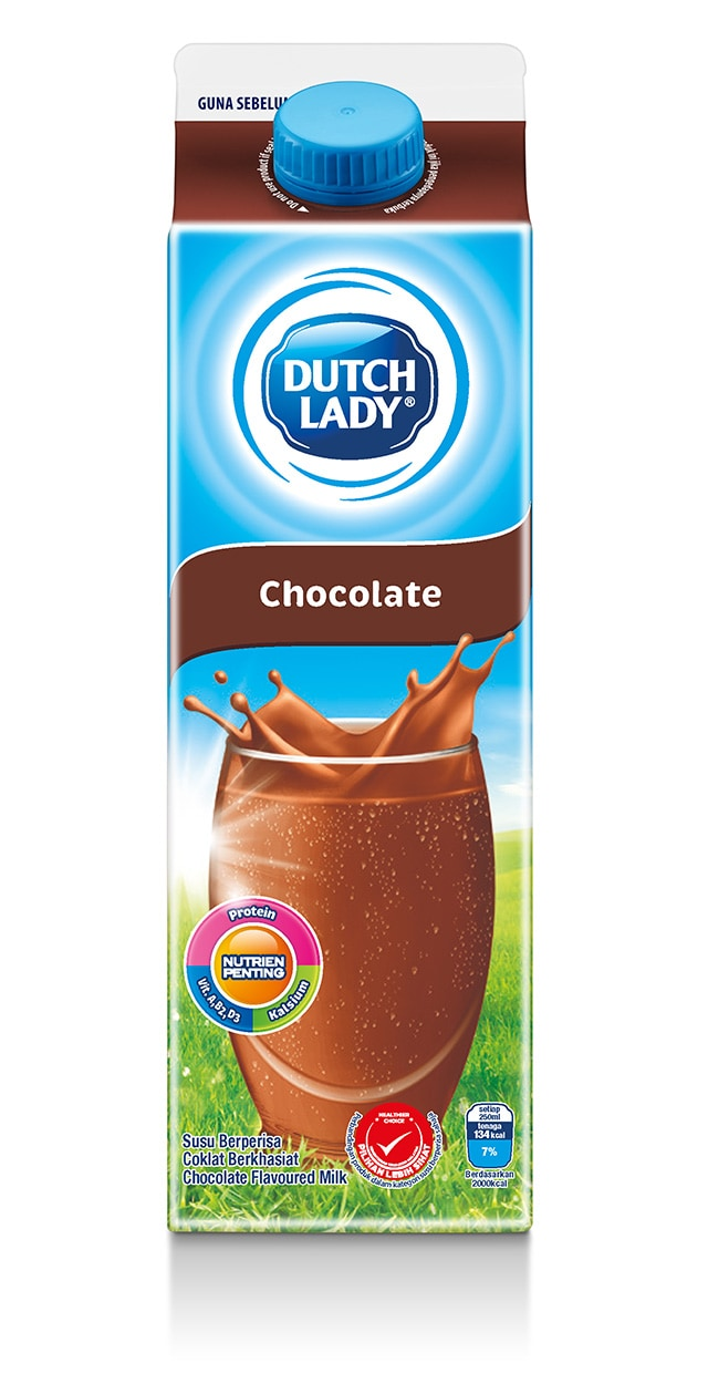 chocolate milk malaysia