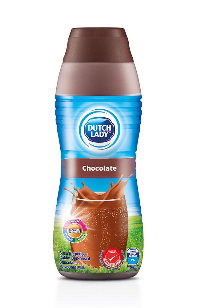 Chocolate milk nutrition