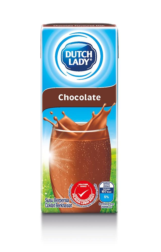 chocolate flavored milk