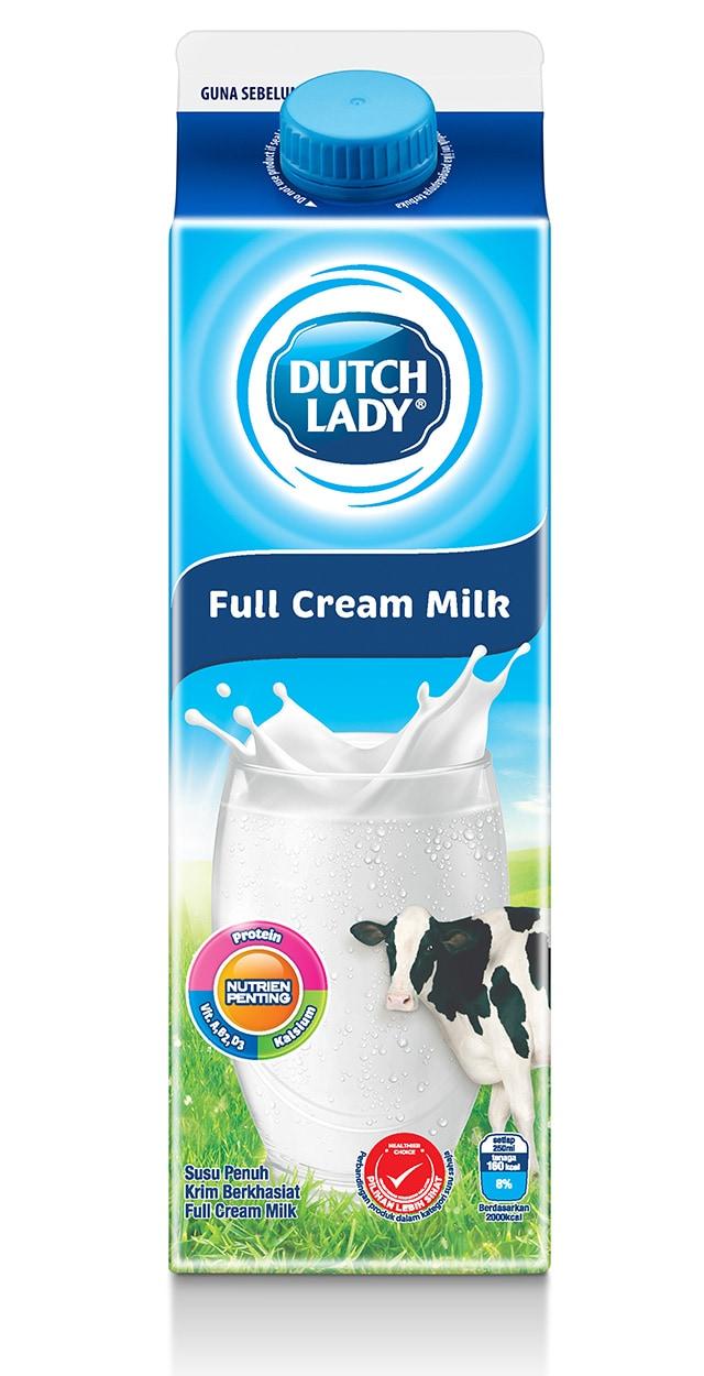full cream 1 liter