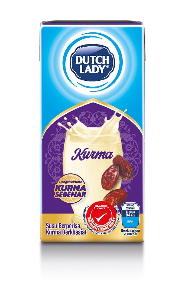 kurma milk